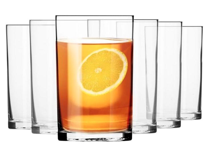 Krosno Basic Collection Glazen - Set van 6 - 250ml