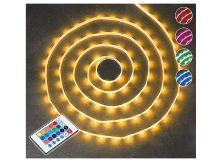 Afbeelding van 5mtr SMD LED strip