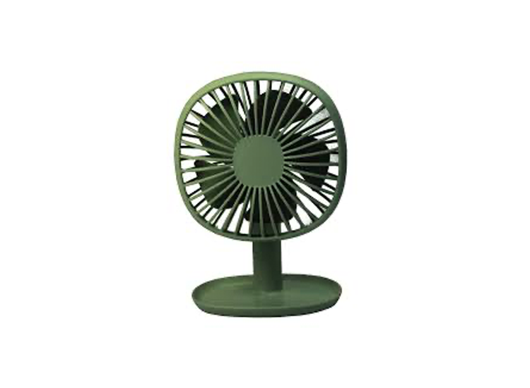 Guardo oplaadbare ventilator - Groen