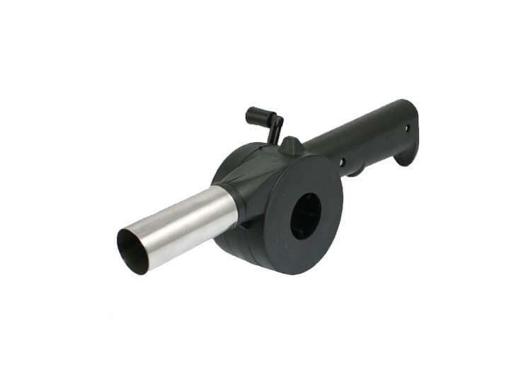 Afbeelding van BBQ ventilator - eenvoudig de BBQ aan steken