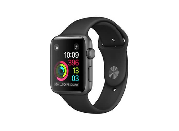 Afbeelding van Apple Watch generation 1 - space grey - refurbished