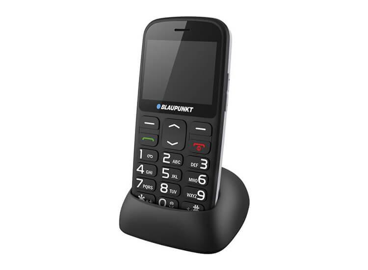 Afbeelding van Blaupunkt BS02 Senioren mobiele telefoon