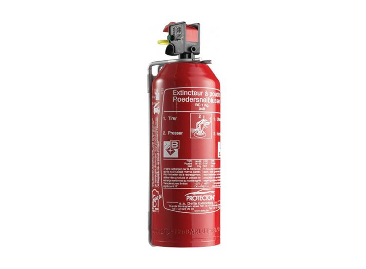Brandblusser 1 kg