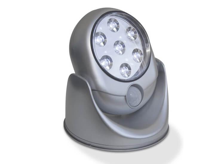 Deluxa Light Angel Sensor Lamp - LED Lamp - Zilver