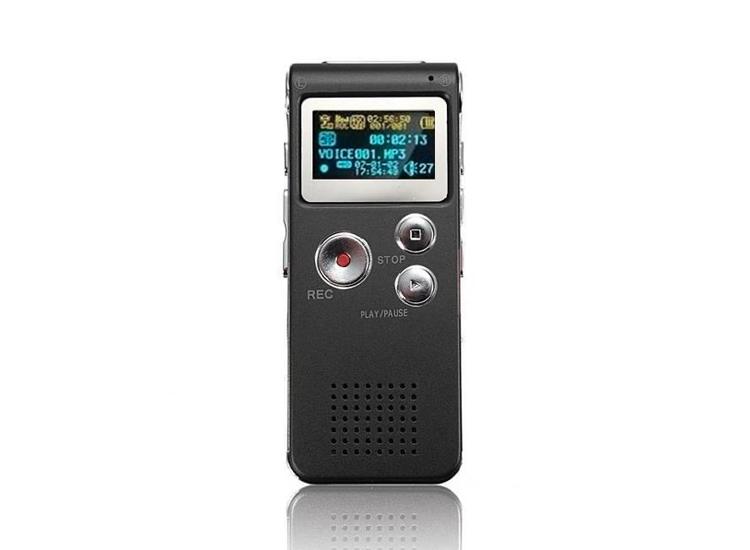 Soundlogic Geluidsrecorder - Dictafoon - Voicerecorder