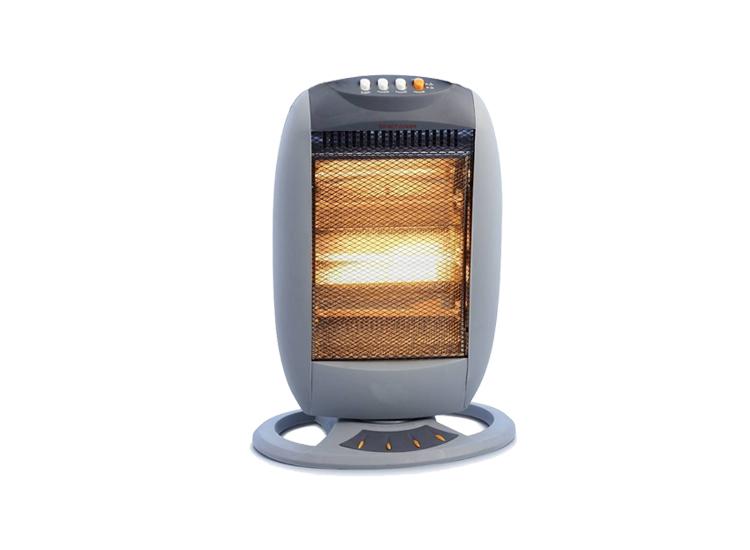 Afbeelding van Bellson Halogeen 3 Standen Heater 400 / 800 / 1200 Watt.