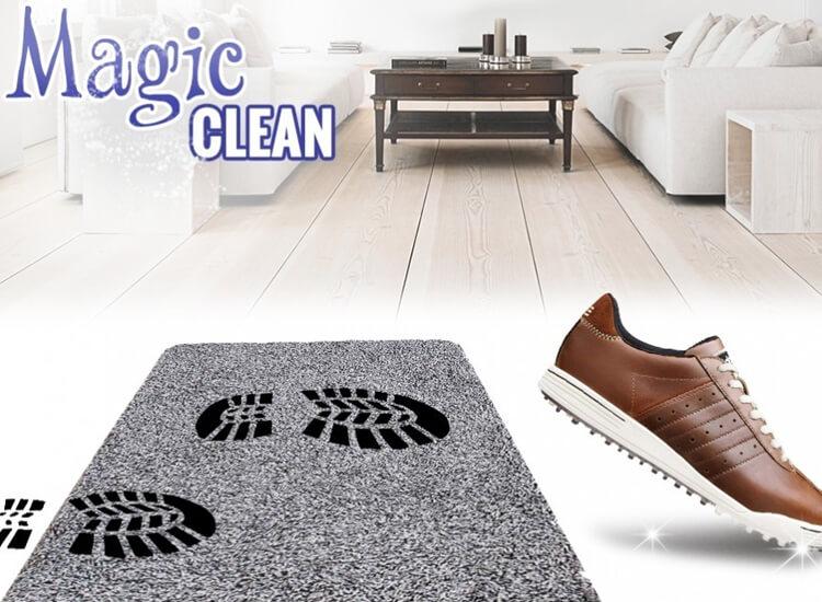 Dagaanbieding - Magic clean droogloopmat dagelijkse koopjes