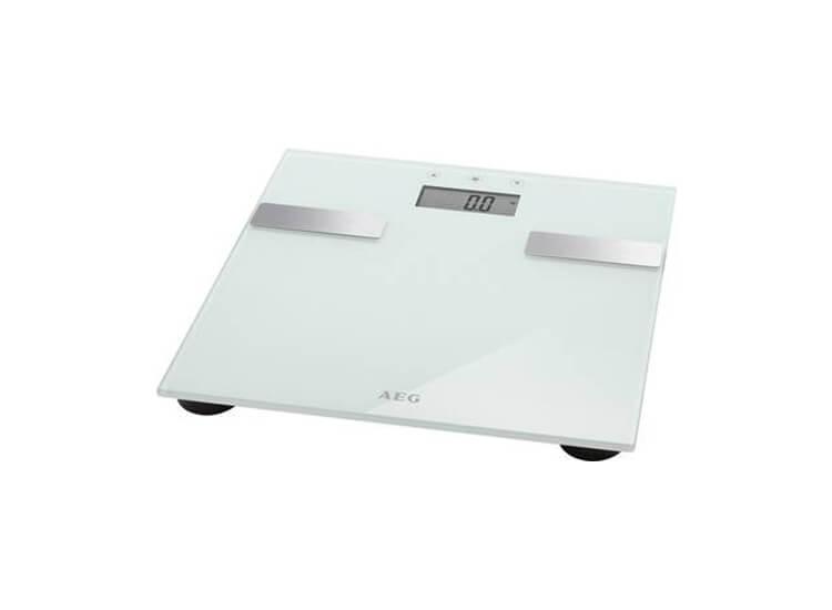 Afbeelding van AEG PW 5644 FA Analyse weegschaal 180 kg - Wit