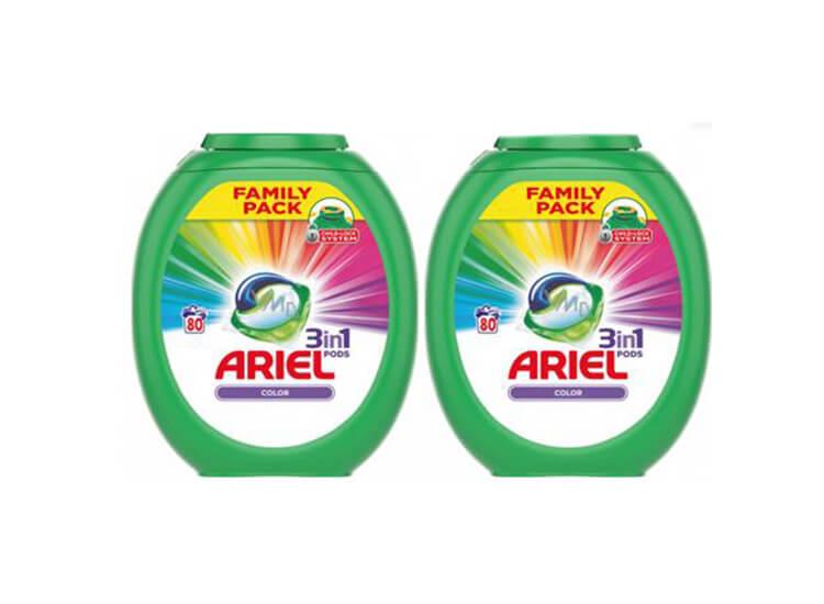 Afbeelding van Ariel pods - 160 stuks - 160 wasbeurten
