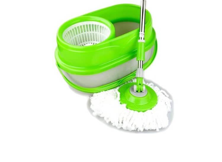 Afbeelding van Benson Clean Magic Mop - Schoonmaken Zonder Bukken