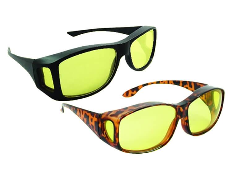 Afbeelding van Benson Night Vision bril - Geeft je helder zicht in het donker