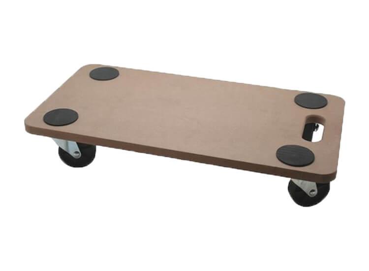 Afbeelding van Benson transport trolley met handgreep Helpt je dragen tot 200 kg