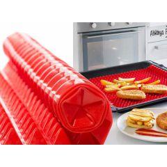 Health Cook·Mat ovenmat - Nooit meer een vieze bakplaat