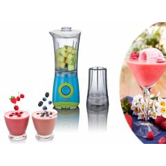Mini blender - 600 ml - Perfect voor smoothies of het hakken van groente en fruit