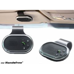 Mr Handsfree Blue Easy CK800 - Bluetooth carkit met handige klem