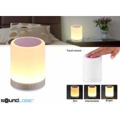 Soundlogic Touch Lamp met Speaker