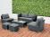 Intimo Garden Positano Loungeset - 6 Persoons