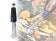 BBQ Vleestang met ingebouwde thermometer