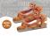 Brabants Klompje - Klassieke schaats - Beschikbaar in verschillende maten