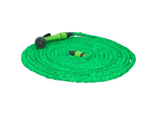 Kinzo Garden Tuinslang - Uitrekbaar - Spraykop Met 7 Functies - Verschillende Lengtes