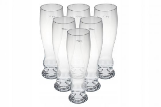 Krosno Splendour Collection Bierglazen - Set van 6 - 500ml
