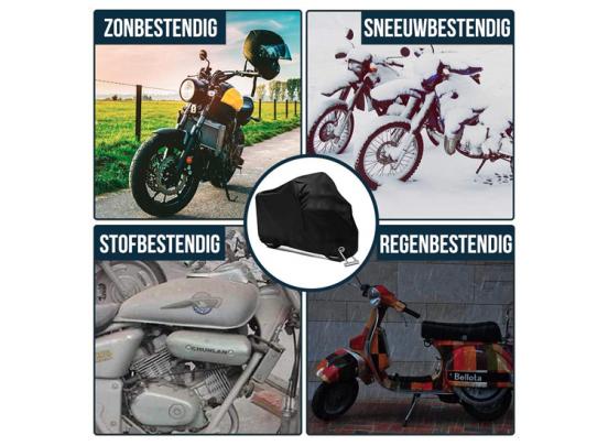 Fedec Scooterhoes - Motorhoes Universeel voor alle Scooters