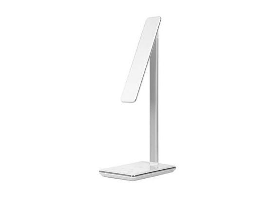 Bureaulamp met QI Draadloos opladen functie- Dimbaar