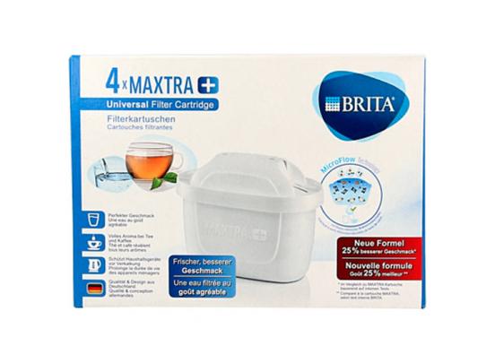 Brita Maxtra Filterpatronen - 4 stuks - heerlijk zuiver water