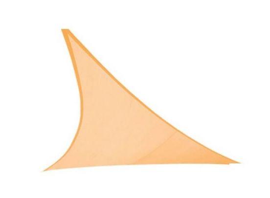 Schaduwdoek - 360 x 360 x 360 CM - Driehoek - Beige