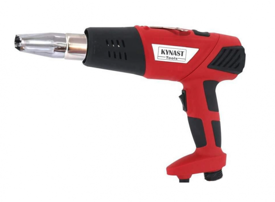 Kynast 3-in-1 Onkruidbrander - Heteluchtbrander - Elektrisch