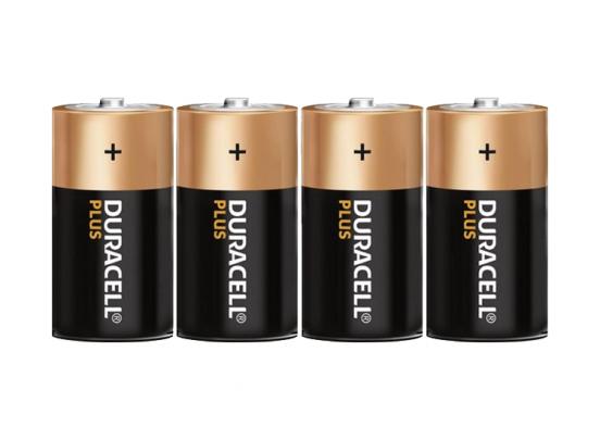 Duracell Cplus Batterij - 4 stuks - 1,5V - MN1400