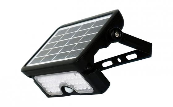 Luceco krachtige LED-schijnwerper op zonne-energie