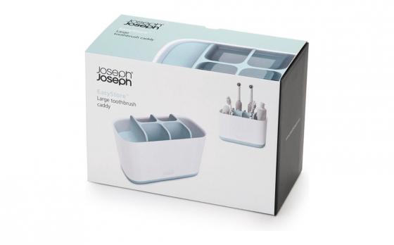Joseph Joseph Badkamer Easy-Store Tandenborstelorganiser Large