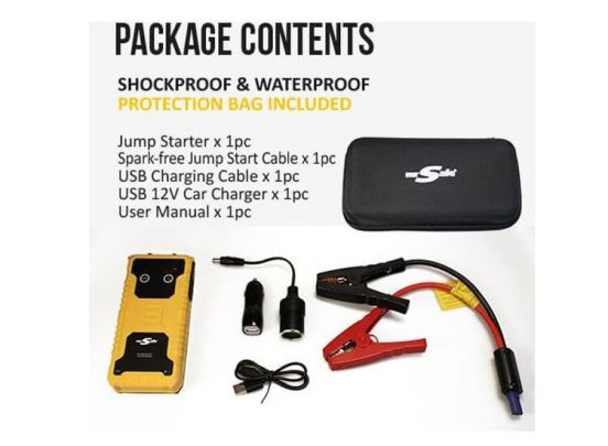 mr. Safe Jumpstarter JS7500