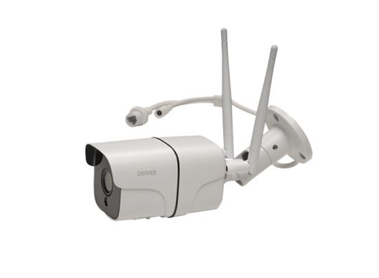 Denver SHO-110 Outdoor Wifi/IP camera met luidspreker
