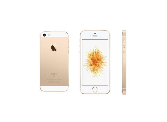 iPhone SE 64 GB - Refurbished - keuze uit Goud of Roze
