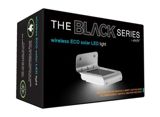 Draadloze Eco Solar LED lampjes met bewegingsensor - 2 Stuks