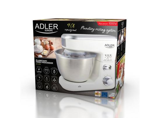 Adler AD4216 Keukenmachine - 1000 Watt