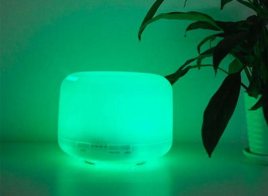 Platinet PDLAD12 Aroma diffuser - Aromaverdamper met LED verlichting