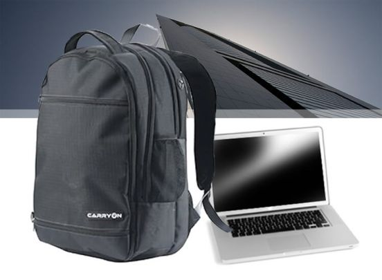 Business Backpack Daily Black
