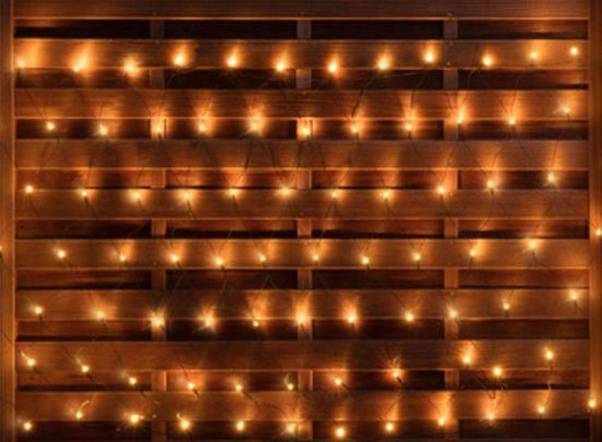 FlinQ 90 LED Netverlichting - Multicolour - Meerkleurige ledlampjes - Gevelverlichting - Kerst