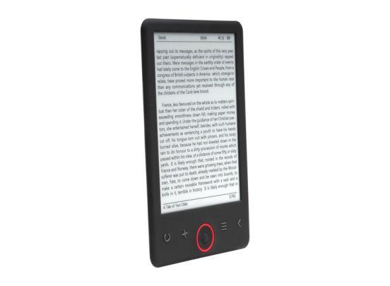"Denver EBO-620 Ebook reader with 6"" E-INK panel"