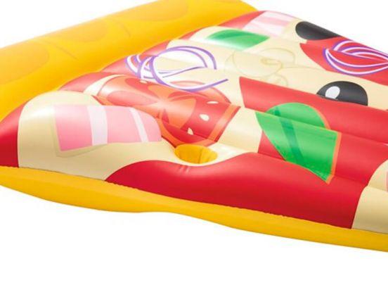 Bestway Opblaasbare Pizza 1.88m x 1.30m - Opblaasfiguur