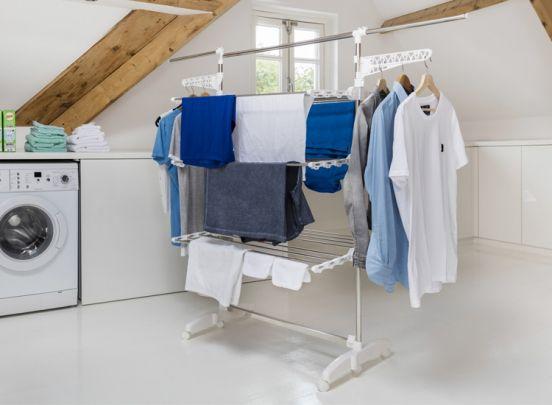 Lifa Living wasrek – Eenvoudig uitklapbaar met handig ophangsysteem
