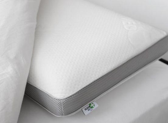 Sleepmed Memory foam kussen met 3D ventilatieband - Deluxe model - Hoofdkussen