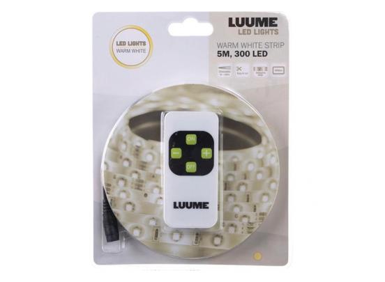 Luume LED strip - 5 Meter - Wit Licht