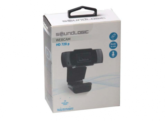 Soundlogic Digitale Webcam - HD 720P