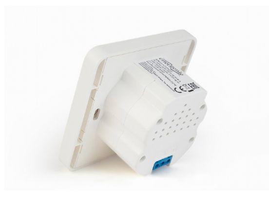 Cablexpert inbouwstopcontact met dubbele USB-lader - 1+1 Gratis