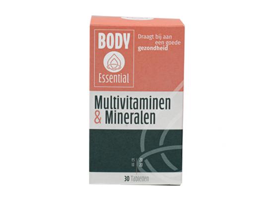 Body Essential Supplementen - Keuze uit verschillende vitamines en mineralen