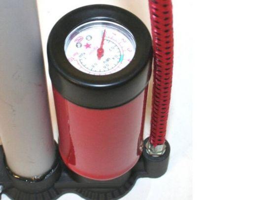 Benson Fietspomp - Met Drukmeter / Manometer